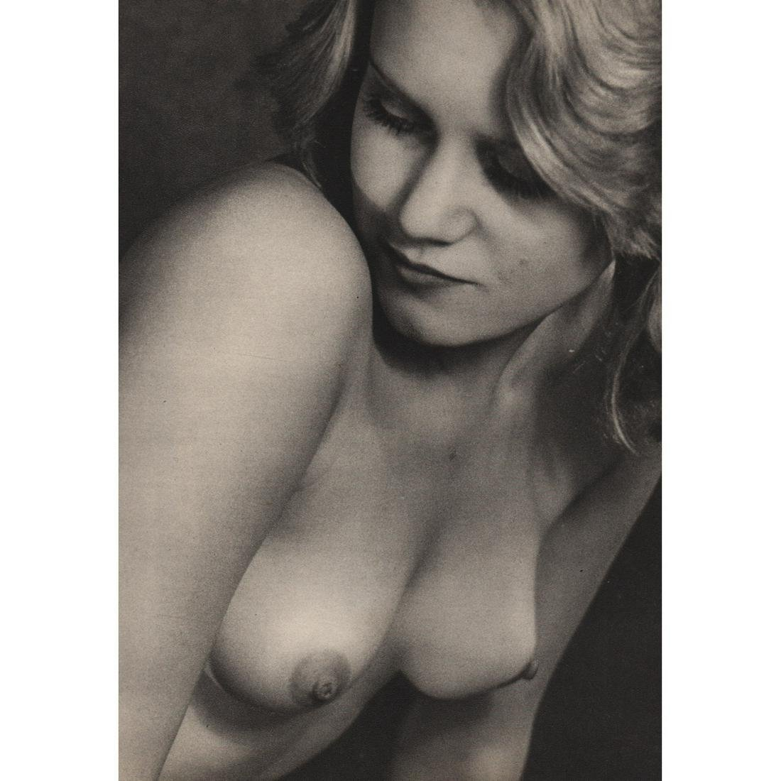 VACLAV JIRU - Composition II - Nude