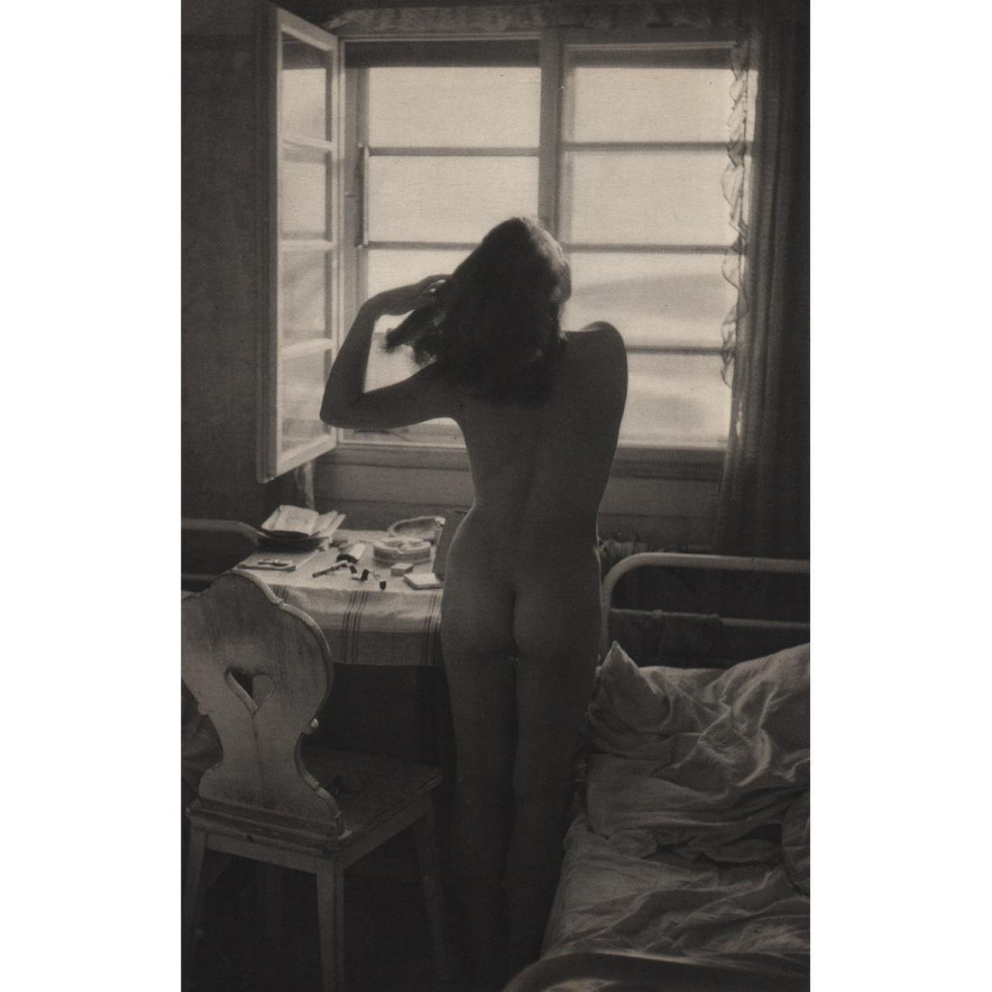 VACLAV JIRU - Morning II - Nude