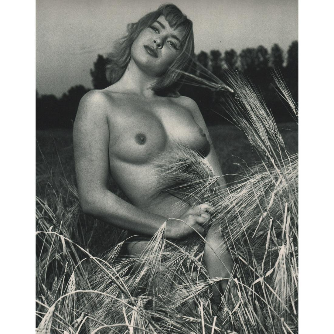 ROLAND CARRE - Nude