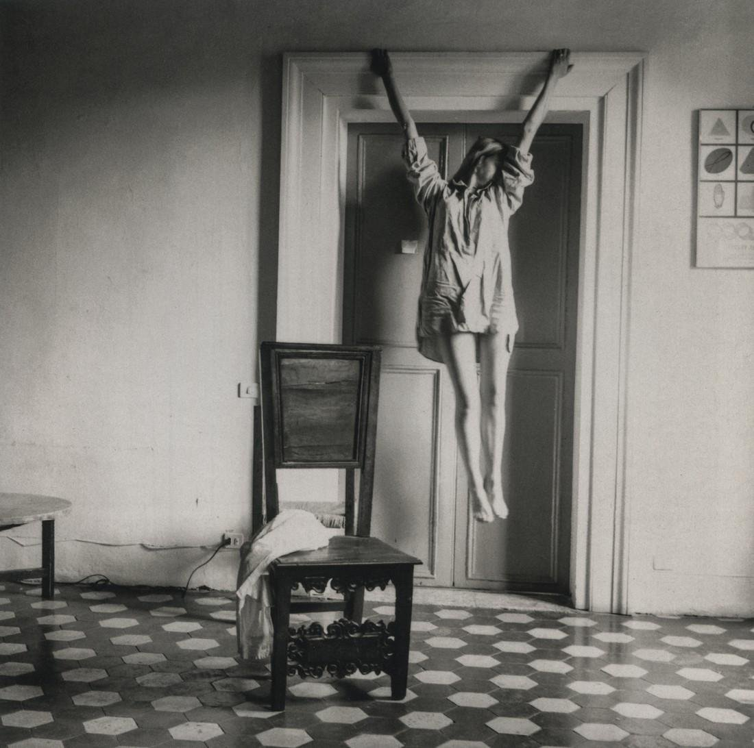 FRANCESCA WOODMAN - Untitled, Rome, 1977