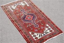 Vintage Persian Hamedan 33x61