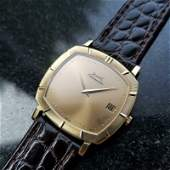 PIAGET Mens 18K solid Gold Automatic dress watch