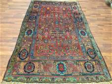 Antique Persian Tribal Bidjar Rug