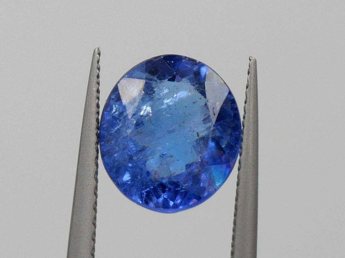 Tanzanite 2.32 ct Vivid Blue ** RARE **