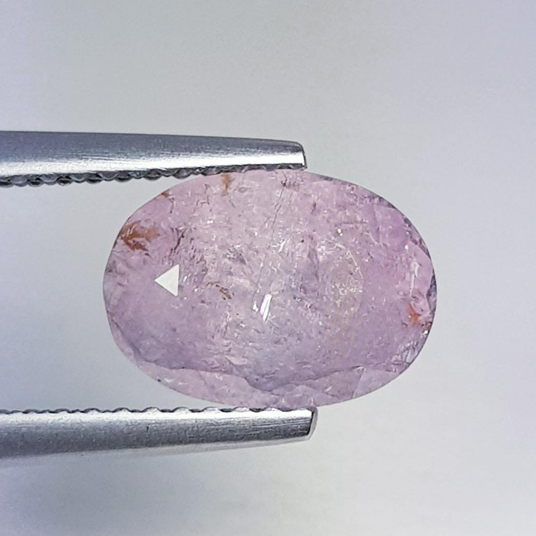 2.40 ct Natural Tourmaline Oval cut