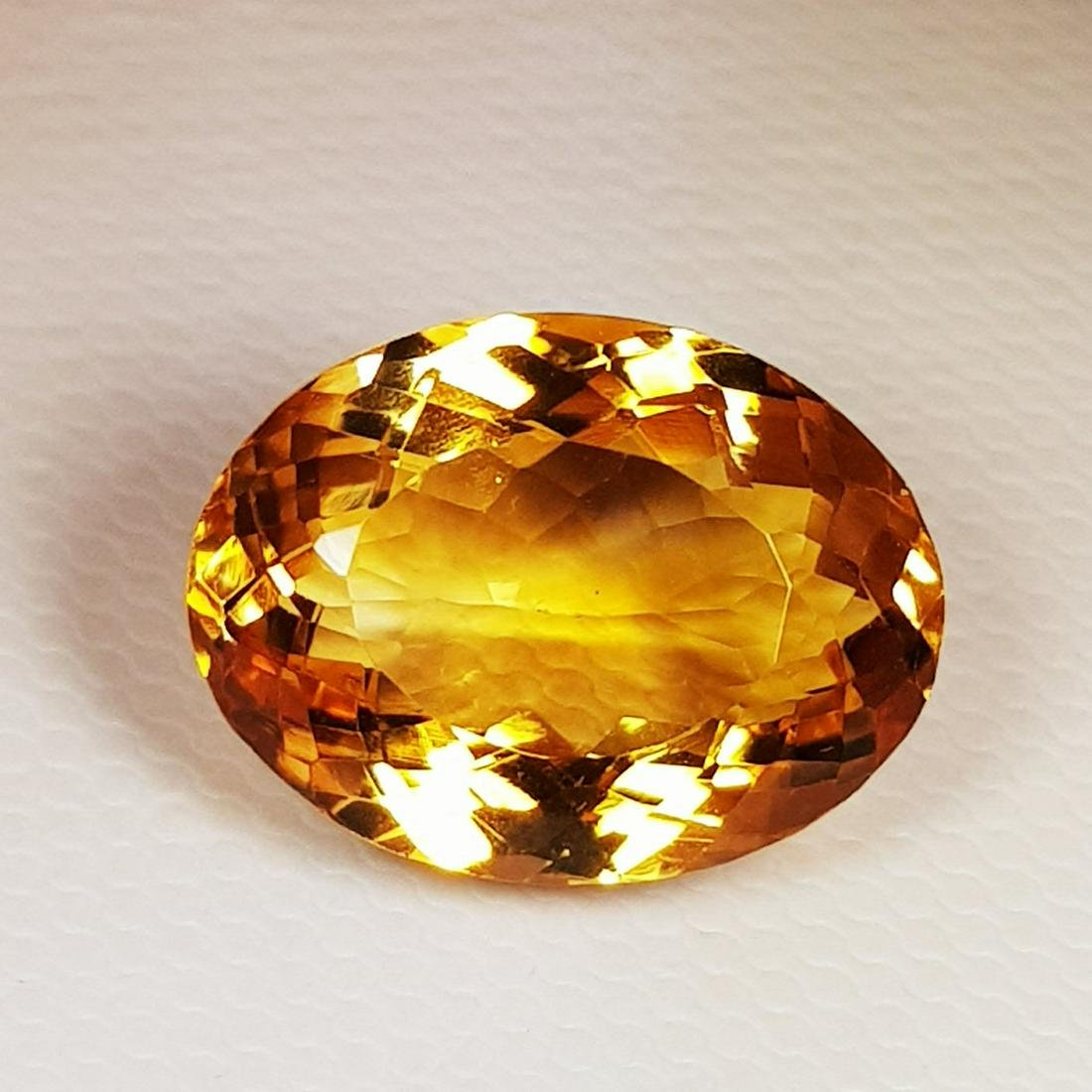 Natural Citrine Oval Cut 10.33 ct