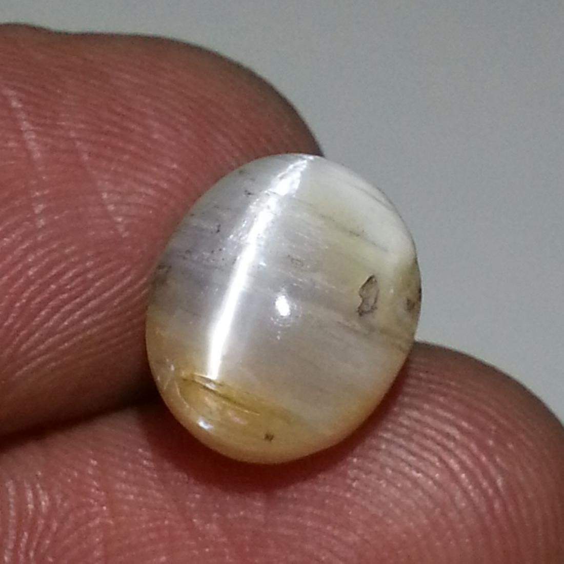 4.57 ct Natural Opal Cat's Eye