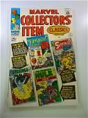Marvel Collectors Item Classics 4