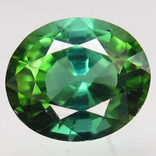 1.33 ct natural neon green tourmaline