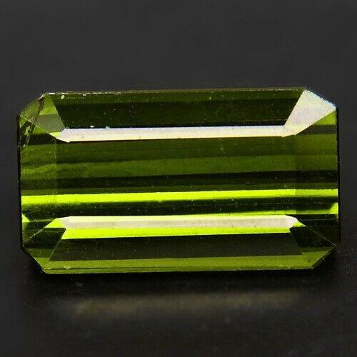 2.22 ct natural neon green tourmaline