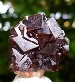 327 Grams Natural Cubic Andradite Garnet Specimen