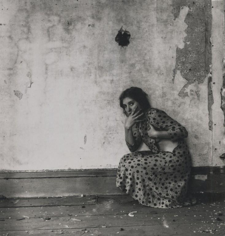 FRANCESCA WOODMAN - Polka Dots, 1976