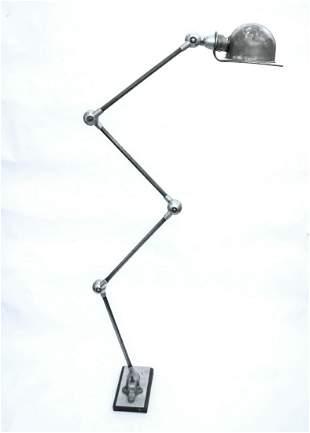 JIELDE modernist industrial task lamp floor lamp