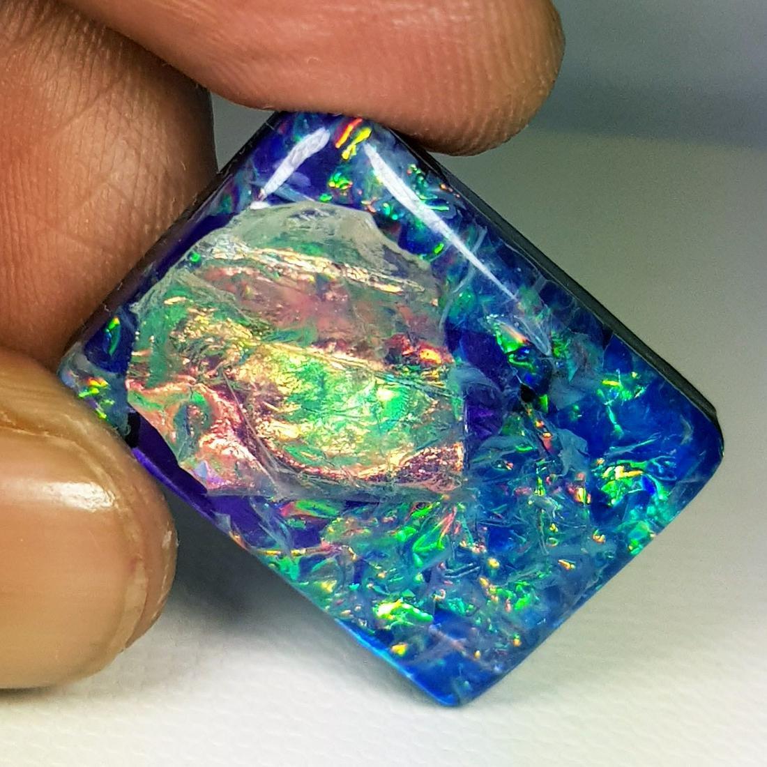 Australian Doublet Opal 21.75 ct