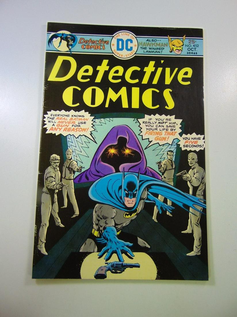 Detective Comics #452
