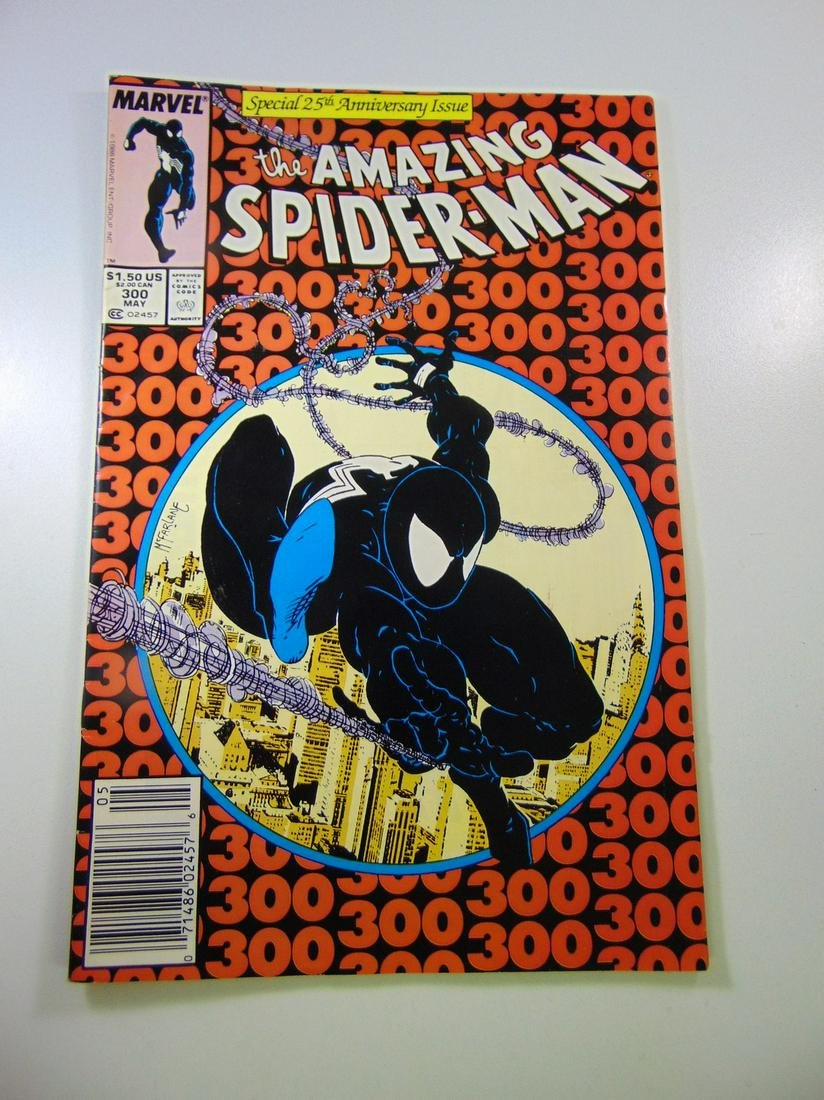 Amazing Spider-Man #300 1st full appearance of Venom