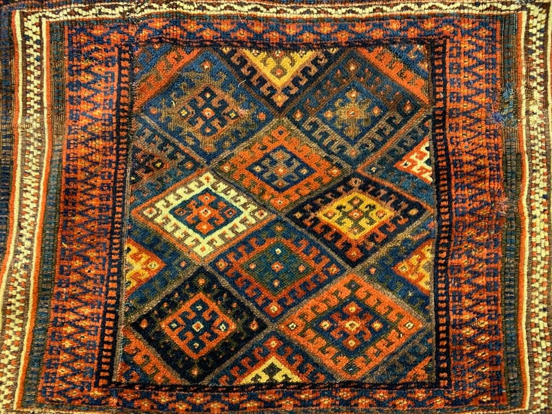 Semi Antique Hand Woven Jaff Kurd 2.3x3.1