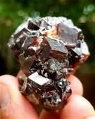 67.3 Grams Natural Cubic Andradite Garnet Specimen