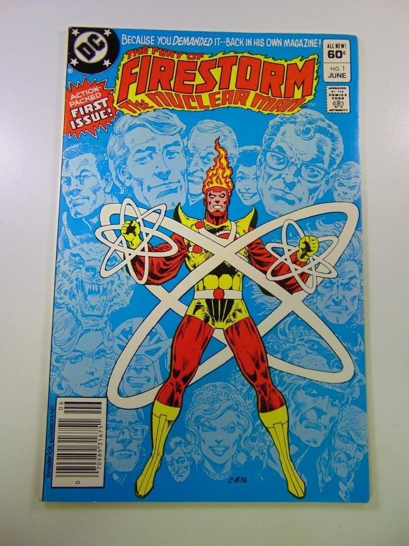 Firestorm #1 2nd series