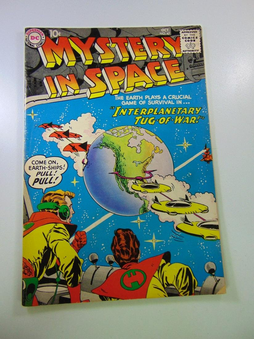 Mystery In Space #47