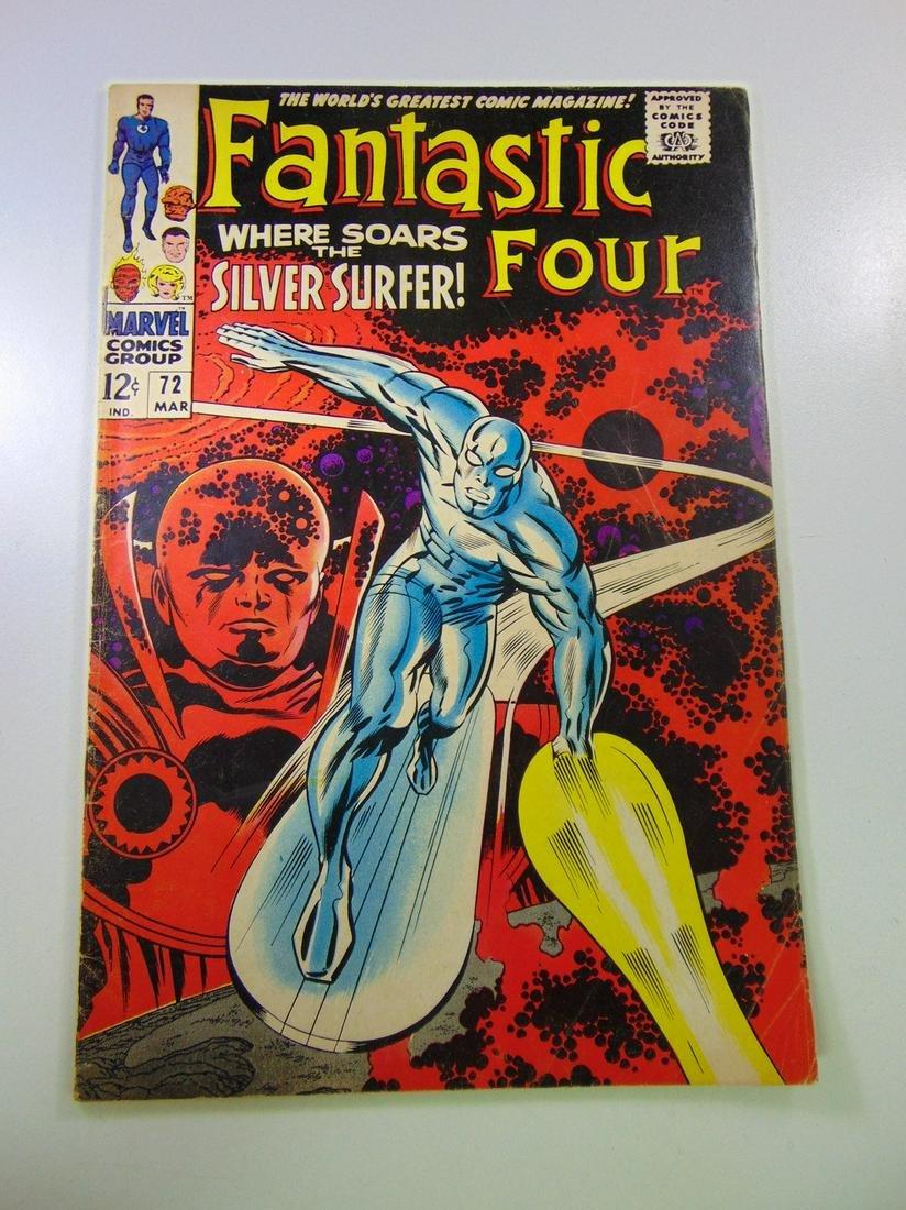 Fantastic Four #72