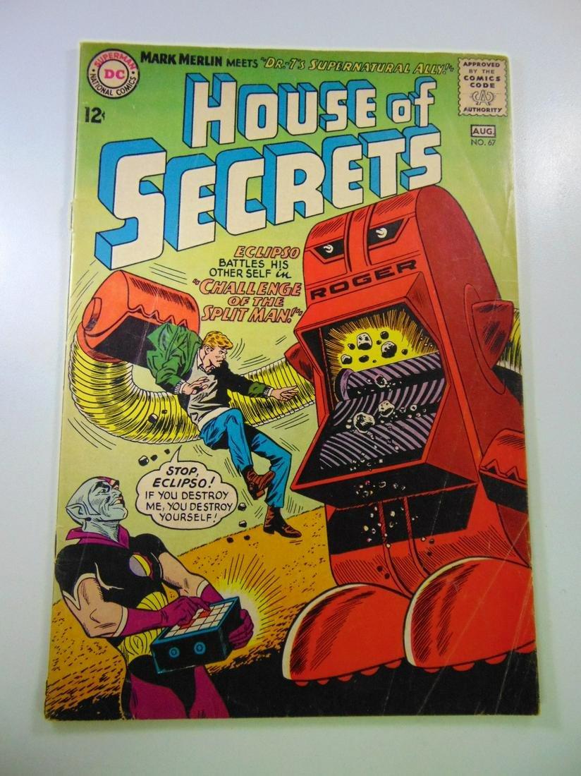 House of Secrets #67