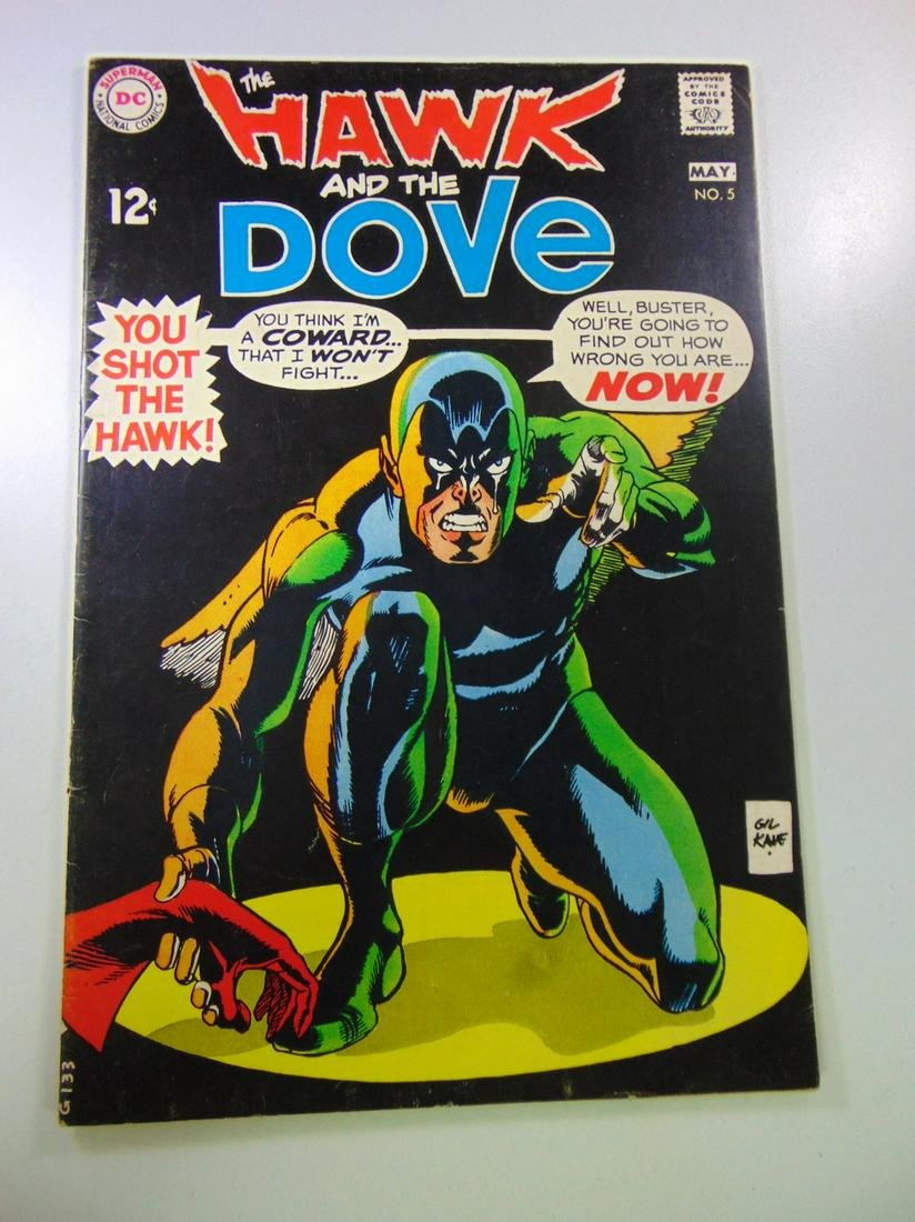 Hawk and the Dove #5