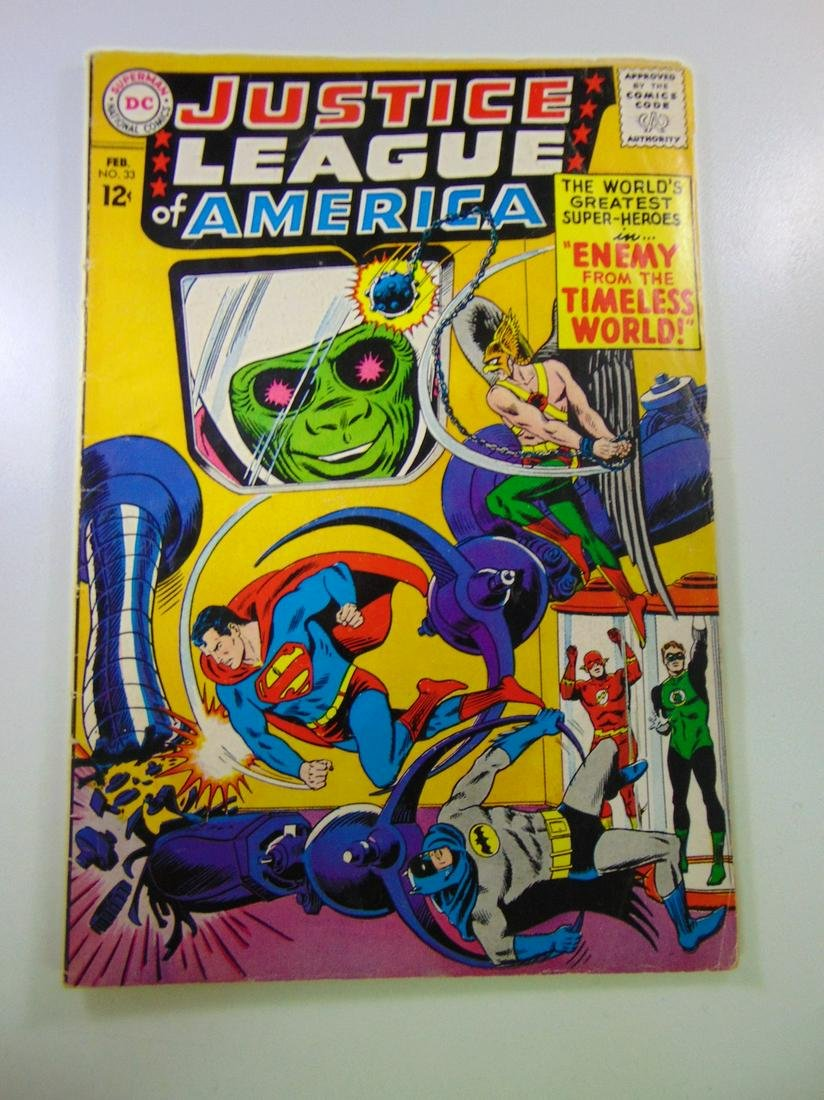 Justice League of America #33
