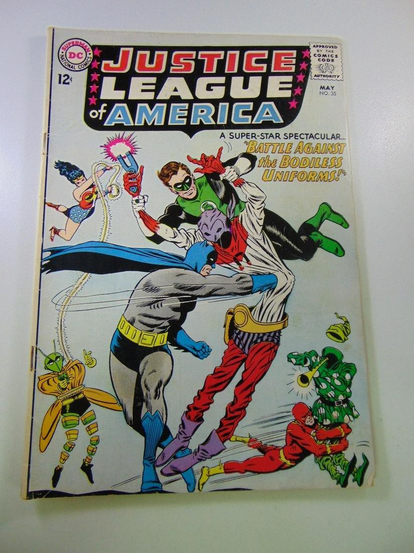Justice League of America #35