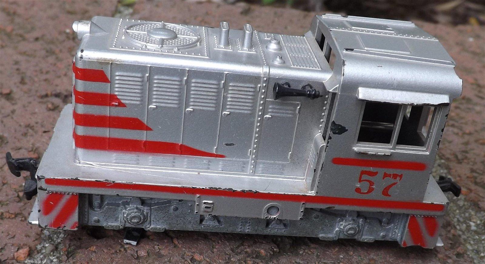 HO diesel locomotive , c9,.