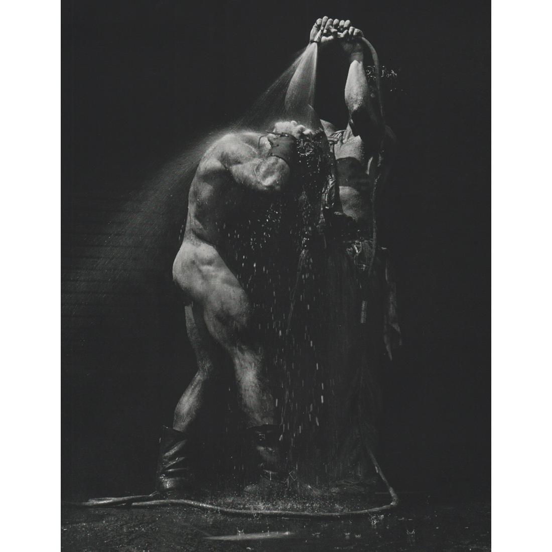 HERB RITTS - Dan & Fred, 'Bodyshop Series'