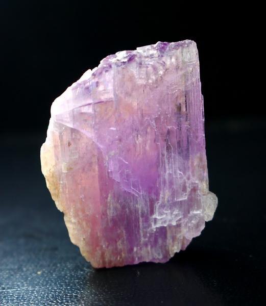 Natural & unheated~Pink Kunzite Crystal