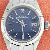 Rolex - Oyster Perpetual Date - Ref: 6917 - Women -
