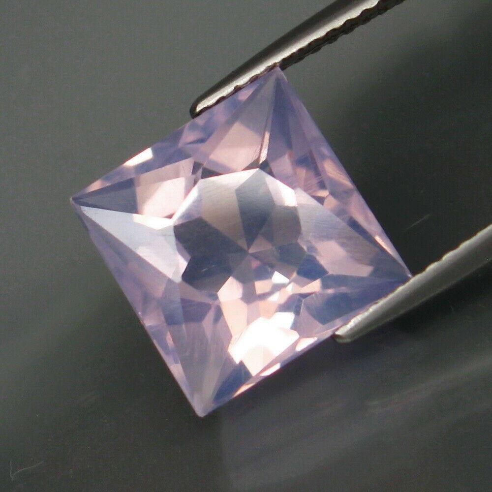 7,30 ct Rare! Naturl Purple Pearl Amethyst