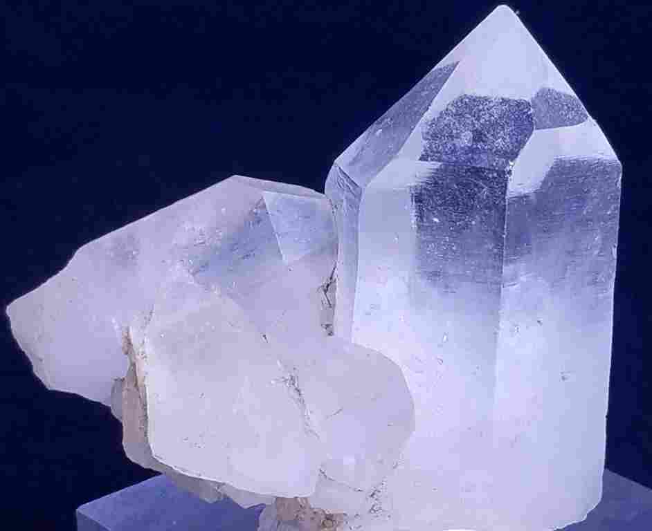 55 Grams Beautiful Quartz Crystal