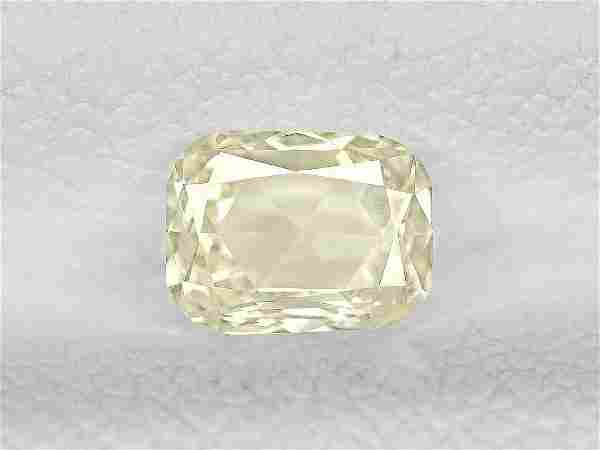 Diamond, 0.34ct, Mined in South Africa, Certified by