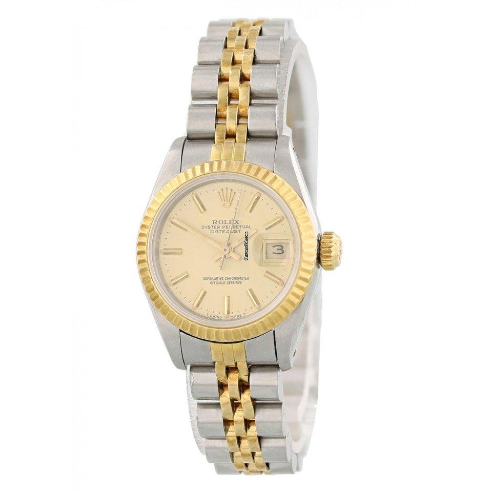 Rolex Oyster Perpetual Datejust 69173 Watch