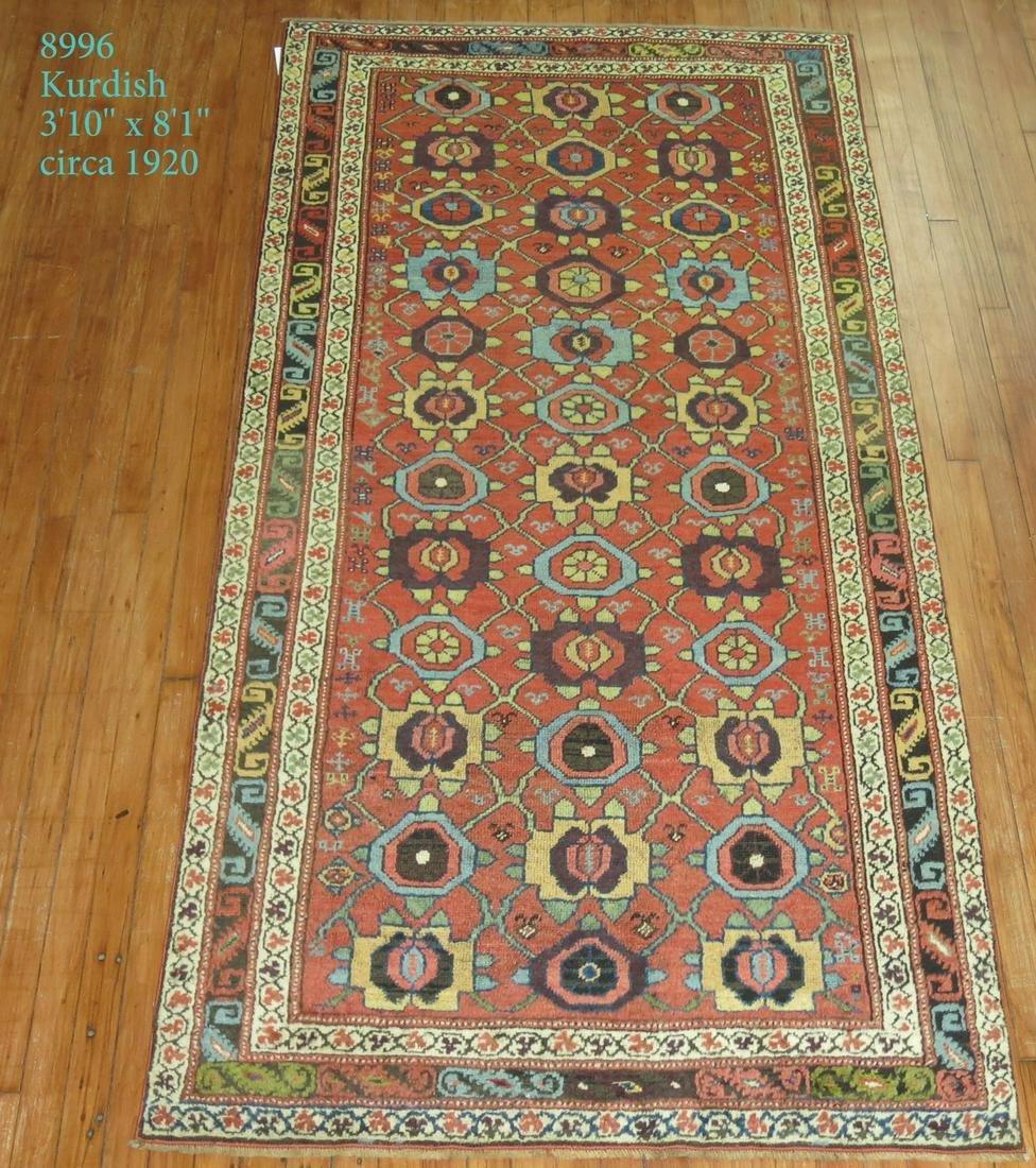 Antique N.W. Persian, Kurd Rug