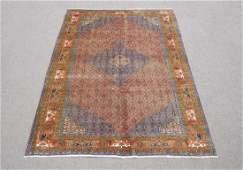 Semi Antique Persian Bidjar 9.7x6.6