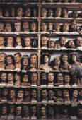 CARY WOLINSKY - Wax Busts, Madame Tussaud's Repository