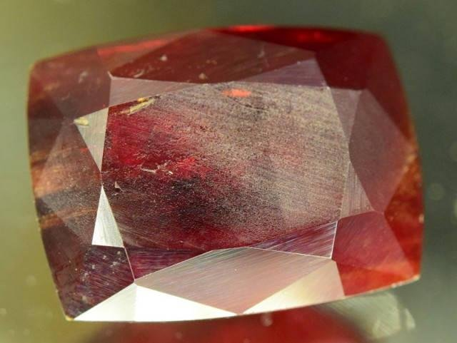 48.80 ct Natural Extremely Rare Gemstone Tantalite from