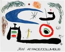 Joan Miro: Dormir sous la Lune
