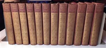 Ext. scarce Ltd. ed. Macauley's 12-vols. 15/250