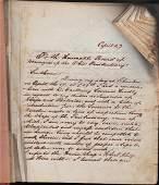 1884-87 AF of L. Dorn letters - unique and historic