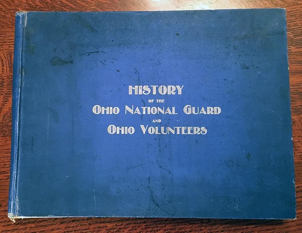 Hist. of Ohio Nat'l Guard & Ohio Volunteers, 1901