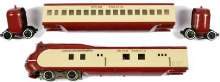 """Lionel #752 Union Pacific M10000 diesel """"City of"""