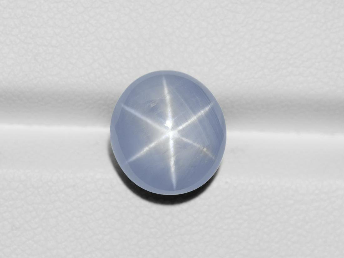 Blue Star Sapphire, 9.94ct, Mined in Burma, Certified