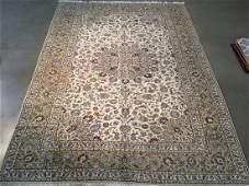 STUNNING PERSIAN KASHAN RUG 86x117