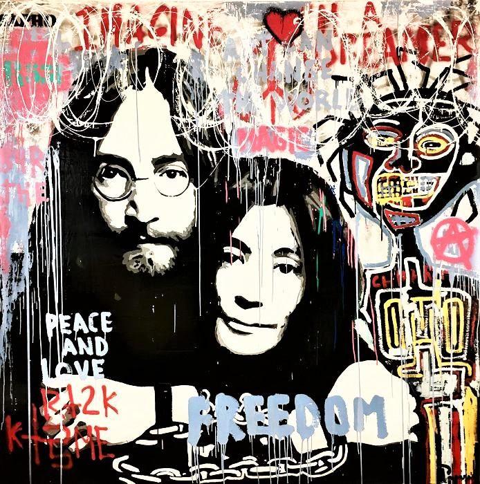 JM, Pajares: John Lennon & Yoko Ono