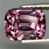 2,10 ct Full Fire! Natural Pink Purple Spinel 2,10 ct